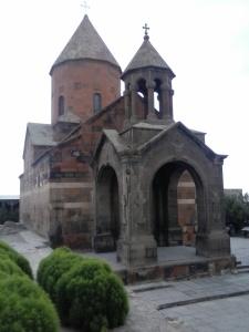 Monasterio de Jor Virap.